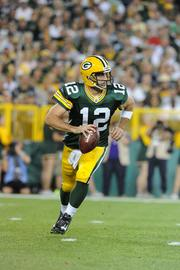 No. 3: Aaron Rodgers, Green Bay Packers