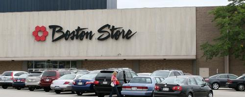 Bon-Ton Stores — operator of Elder-Beerman and other department stores — is blaming the wet and cold spring for a wider-than-expected loss.