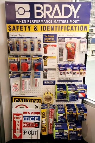 Brady Corp. plans to focus on its identification and safety products businesses and will sell its die-cut unit.