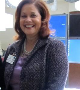 """Deb Standridge...""""We're very excited about the growth of robotic surgery at Elmbrook."""""""