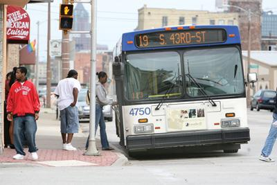 The Milwaukee County Transit System received the largest share of the state and federal grant awards announced Wednesday.