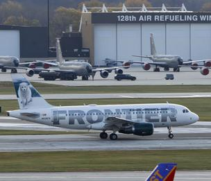 Frontier Airlines will soon be down to just seven daily flights from Milwaukee.