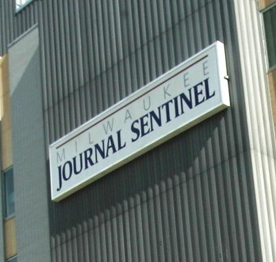 The Milwaukee Journal Sentinel's circulation and revenue has declined since its parent company's IPO.