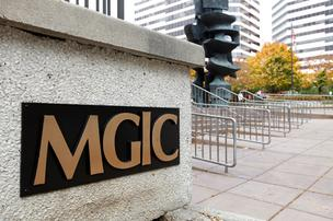 # 1. MGIC Investment Corp., the Milwaukee-based mortgage insurance provider, suffered the worst, plummeting 40.57 percent to $1.89.