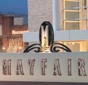 Many stores opened at midnight at Mayfair in Wauwatosa.