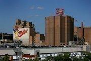 MillerCoors' Milwaukee brewery