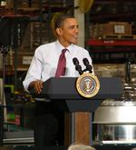Obama touts innovation at Orion Energy