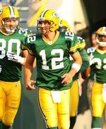 Green Bay Packers tops in apparel sales