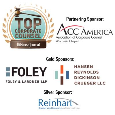 Top Corporate Counsel - 2013