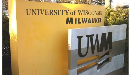 State officials have approved $44.9 million for the first  phase of a new research  complex at the UW-Milwaukee campus.