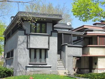 Frank Lloyd Wright house to be restored