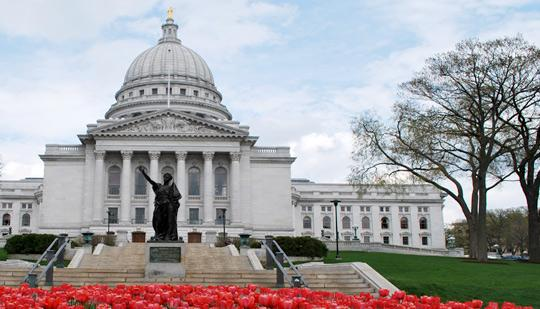 Madison's median jobless rate over that span was 3.5 percent, the lowest figure among the nation's 100 biggest metros.