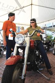 Throughout May, Harley-Davidson will host a series of programs aimed at female riders and non-riders alike, including International Female Ride Day on Friday.