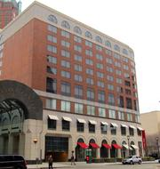 Intercontinental Hotel2013 assessment: $15.99 million2012 assessment: $13 million