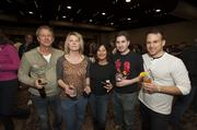 Chili Bowl employeesDave Oglesby, Lisa Kupczynski, Laurie Swofford, Andrew Swofford and Marwill Santiago.