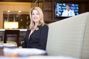Lisa Farrell said she has settled in comfortably at her job as general manager of the Hilton Garden Inn.    Click here for story.