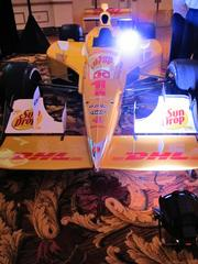 Ryan Hunter-Reay's car will sport the number 1 in the upcoming season.