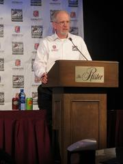 Kevin Healy is the managing director of Milwaukee IndyFest.
