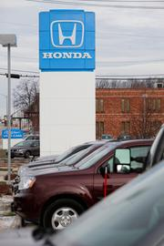Schlossmann's Honda City dealership on the southwest side of Milwaukee   is the No. 2 dealership in the area for  new car sales.    Click here for story.