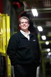 Dirk Smith is president and CEO of Super Steel.    Click here for story.