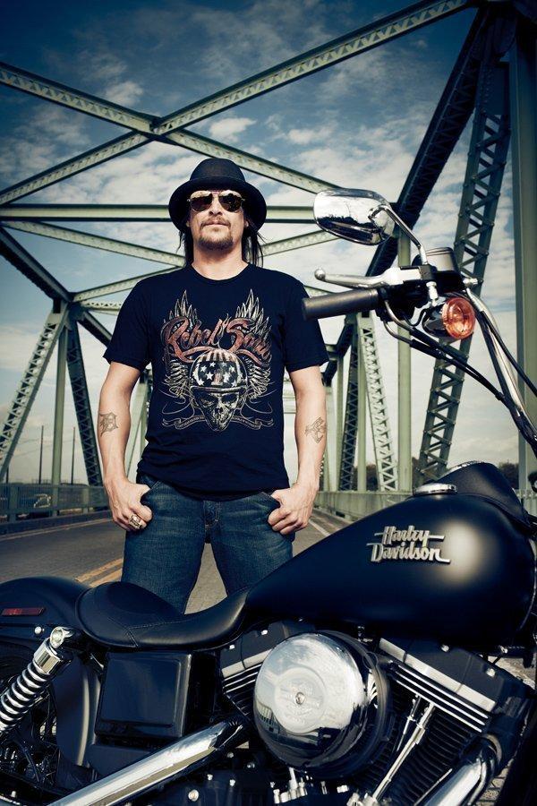 Kid Rock is set to headline Harley-Davidson's 110th anniversary in Milwaukee this year.