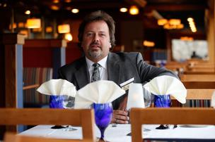 Michael Dietrich, general manager of the Hilton Milwaukee River HotelClick here for story