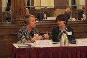 (Left) Dianne Kiehl, Business Health Care Group
