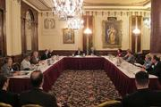The event was held at The Pfister Hotel.