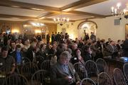 More than 150 people attended the event.