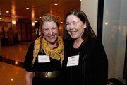 Lisa Rasmussen and Jennifer Rupp of Renaissance Theaterworks