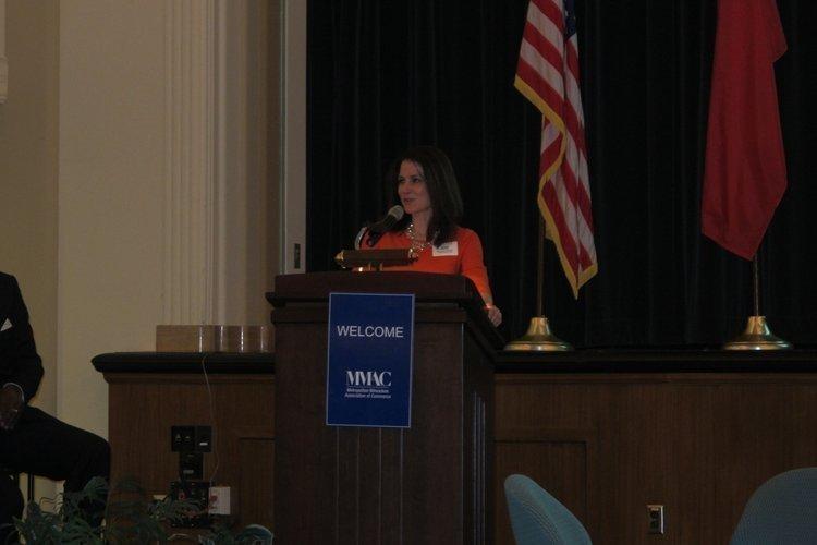 Lora Klenke of the Wisconsin Economic Development Corp.