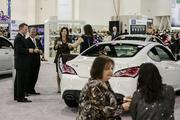 Several hundred Milwaukee-area business executives attended the 2013 Auto Show Gala Friday evening.