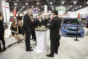 The auto show runs from February 23 through March 3.