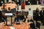 A group from Amato Automotive Group, Milwaukee, attended the event.
