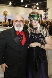 Harry Kaufmann of Harry Kaufmann Motorcars Inc., Milwaukee, with his wife, Eileen Kaufmann.