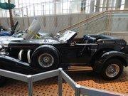 An Excaliber on display at Harry Kaufmann Motorcars.
