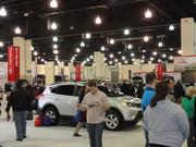 More than 600,000 people are expected to attend the Milwaukee Auto Show.