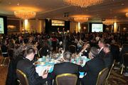 The event drew a record crowd, with 580 in attendance.