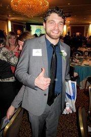 40 Under 40 winner Ian Abston of NEWaukee