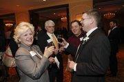 (Right) 40 Under 40 winner Tony DeRosa of Wangard Partners Inc.