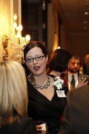 40 Under 40 winner Stephanie Lenzner of Children's Hospital of Wisconsin