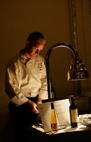 Bill Doyle, executive chef for InterContinental Hotel Milwaukee