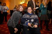Tammy Oliver of ARI Network Services and Martha Spankus from Milwaukee