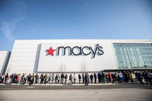 A new Macy's at Southridge Mall was one of the big retail stories of 2012.