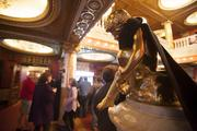 The event was held at the Pabst Theater in downtown Milwaukee.