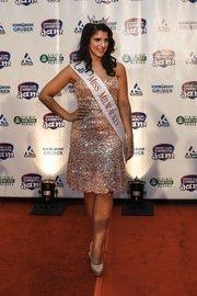 Miss Milwaukee Kiersten Gonzales