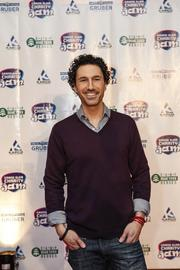 """Ethan Zohn, the winner of """"Survivor Africa"""" reality television show"""