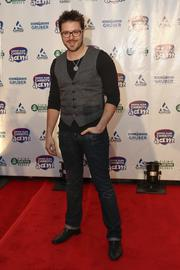 """Danny Gokey, third place finalist from season eight of """"American Idol,"""" who is from Milwaukee."""