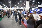 Restaurant operators and suppliers filled the Delta Center this week for the Wisconsin Restaurant Expo.