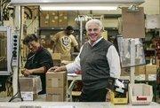 Ted Muccio, Pereles Bros. Inc.